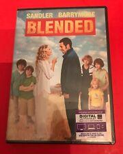 Blended (DVD) New Adam Sandler, Drew Barrymore, Sealed Free Shipping