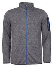 Icepeak, Elvin, Sweatshirt-Jacke in grau