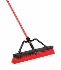 Libman  Push Broom  24 in. W x 60 in. L Plastic