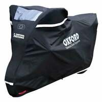 Oxford Stormex Motorcycle Motor Bike Heavy Duty Waterproof Cover - Medium - SALE