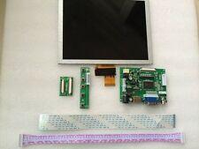 HDMI VGA DVI 50PIN TTL LVDS Controller Board+8inch LCD Display for Raspberry PI