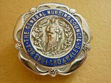 More details for vintage enamel badge general nursing council england & wales r.m.n. mental nurse