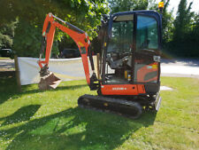 Kubota KX018-4 Mini Digger with Full Cab & 2 Buckets (Finance Available)