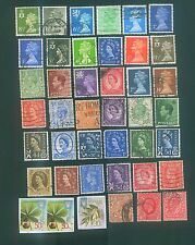 Mix used stamps #3
