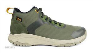 Teva Gateway Mid Burnt Olive Boots Womens Size 8.5 *NIB*