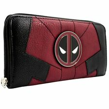 Official Marvel Deadpool Anti-Hero Suit Up Red Purse *SECOND*