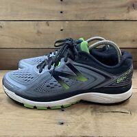 New Balance Mens 860v8 Mens Running Shoes Gray Volt & Black Size 9.5 D
