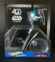 Hot Wheels Starships Star Wars 40th Anniversary Tie Fighter