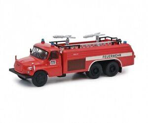 Schuco 26632 - 1/87 Tatra T148 Feuerwehr - Neu