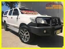 HiLux Utility Automatic Cars