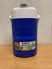 Igloo Beverage Cooler~1/2 Gallon~2 Quart~1.9 Liters~Bpa Free~New