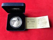 coffret 100 francs argent Trésors du Louvre liberté de DELACROIX 1993