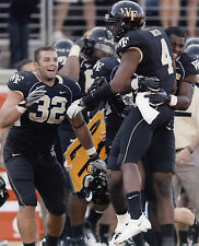 JOSH BUSH WAKE FORREST DEAMON DEACONS FOOTBALL 8X10 SPORTS PHOTO (Q)