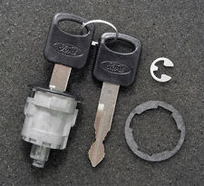Ford Mercury Mazda OEM Black Door Lock Cylinder Locks