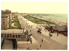 5 Victorian Views Pictures Southport Lord Street Promenade Pier Beach Old Photos