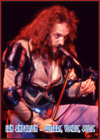 J2 Classic Rock Cards - series 1 band bundle - Jethro Tull