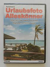PC CD-ROM Urlaubsfoto Alleskönner 2 Ashampoo Neu originalverpackt