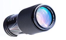 Canon FD 70 - 210 mm F 4 testato SN 55882