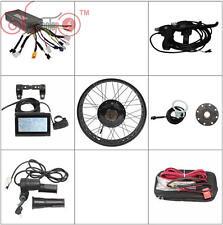 Risunmotor 48V 500W Fat Bike Front Wheel Ebike Conversion Kit Square Wave