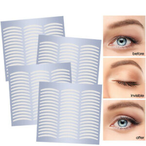 120Pair Strip Technical Tape Double Eyelid Sticker Breathable Popular Invisible
