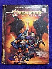 AD&D Dragonlance Adventures TSR 2021 1987