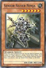 x3 Senior Silver Ninja - PHSW-EN031 - Common - 1st Edition Yu-Gi-Oh! M/NM