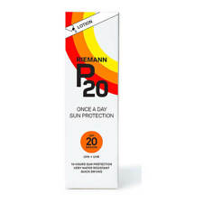 Riemann P20 SPF 20 Once A Day Sun Protection Lotion 100ml (AL)