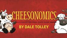 CHEESONOMICS: NORTH AMERICAN EDITION + EXTRA SHARP EXPANSION