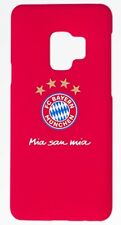 Back Cover Samsung Galaxy S9 [FC Bayern München] Handyhülle Handytasche FCB