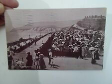 Old Retro Postcard THE LAWNS EASTBOURNE Franked+Stamped 1923  §A421