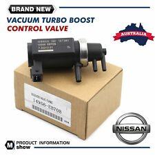 Turbo Boost Control Valve Pressure Solenoid for Nissan Navara D40 Pathfinder R51