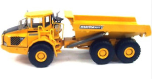 Cararama 180002 Volvo Tipper A40D Scale 1/87 Die Cast Model- Tracked 48 Post
