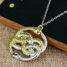 collar gato vintage auryn gnomo antiguo vintage cat pendant glass necklace