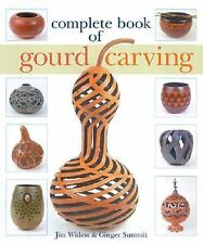 Complete Book of Gourd Carving-ExLibrary