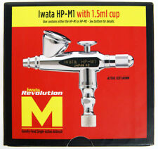 Anest Iwata HP-M1 Air Brush 0.3mm 1.5ml Single Action Revolution Mini Series