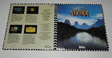 Das Herz von Afrika  Commodore 128 / 64  1571 / 1541 Joystick. Getestet, TOP!