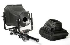 Fatif DS 8X10 Monorail Camera + Extra Bellows