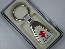 SUZUKI KEY RING ALTO SX4 JIMNY BALENO CAPPUCCINO CARRY SPLASH IGNIS SWIFT VITARA