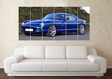 Grandi TVR TUSCAN V8 Muscle Car Supercar SPORTS CAR WALL POSTER Arte Stampa Quadro