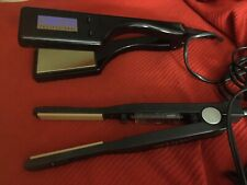 2 Flat Iron, Large One By Hot Tools Professional & The Other One By Revlon