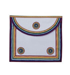 Masonic Regalia Royal Ark Mariner Member's Aprons MA018