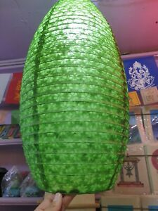 Oval Ring lamp Shades, lokta paper for house, restaurants, Ecofriendly