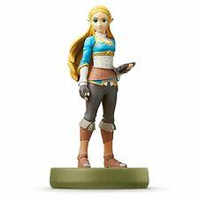 amiibo Zelda [Breath Of The Wild (The Legend of Zelda series)
