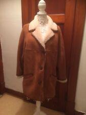 Beautiful Womens Sheepskin/Shearling Coat