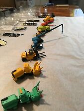 The Construction Vehicle set No.1 Fujimoto 1/150 N scale New nice details ten