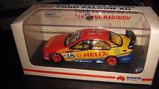 BIANTE 1/43 PAUL RADISICH #18 2002 FORD FALCON AU XR8 V8 DICK JOHNSON RACING DJR