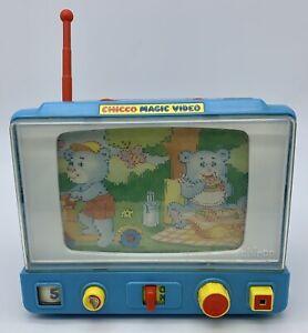 Chicco Magic Video Cod 63090 Vintage Anni 80' Usato