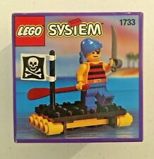 LEGO System - Vintage Shipwrecked Pirate - 1733 - NISB - Sealed Minifigure