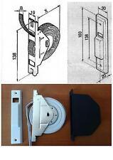 Recogedor embutido, persiana compacto, cinta de 14 mm, empotrado,especial small
