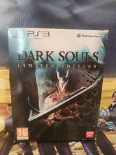 Dark Souls Limited Edition Per Ps3 Playstation 3 Cartonato Completo Pal Italiano